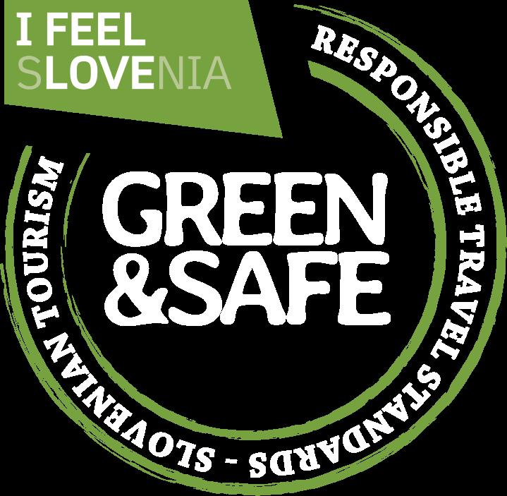 Slovenia Green&Safe destination